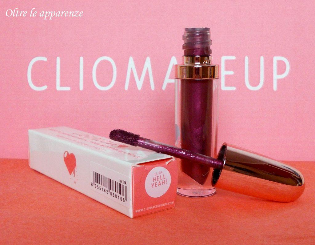 clio makeup liquid love