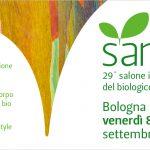 Consigli per visitare il SANA Salone internazionale del biologico e del naturale