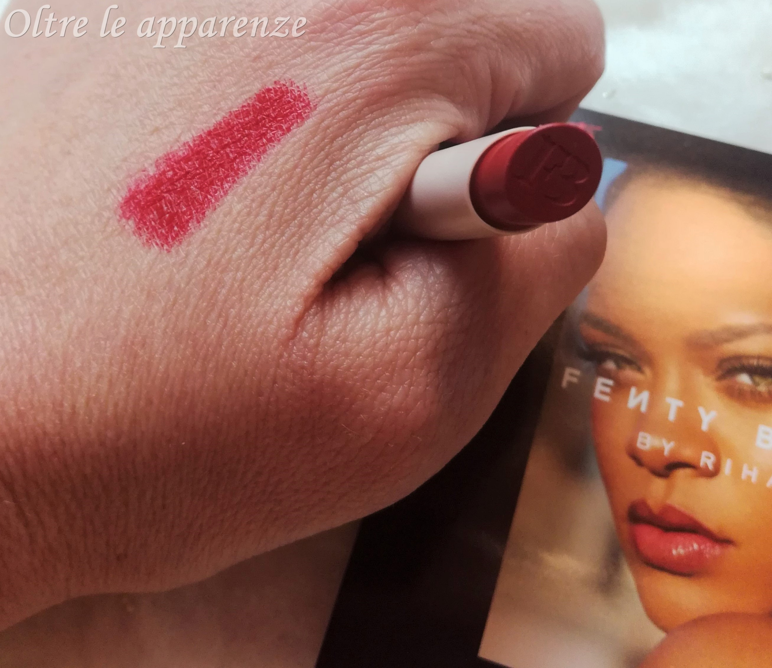 Fenty beauty rossetto