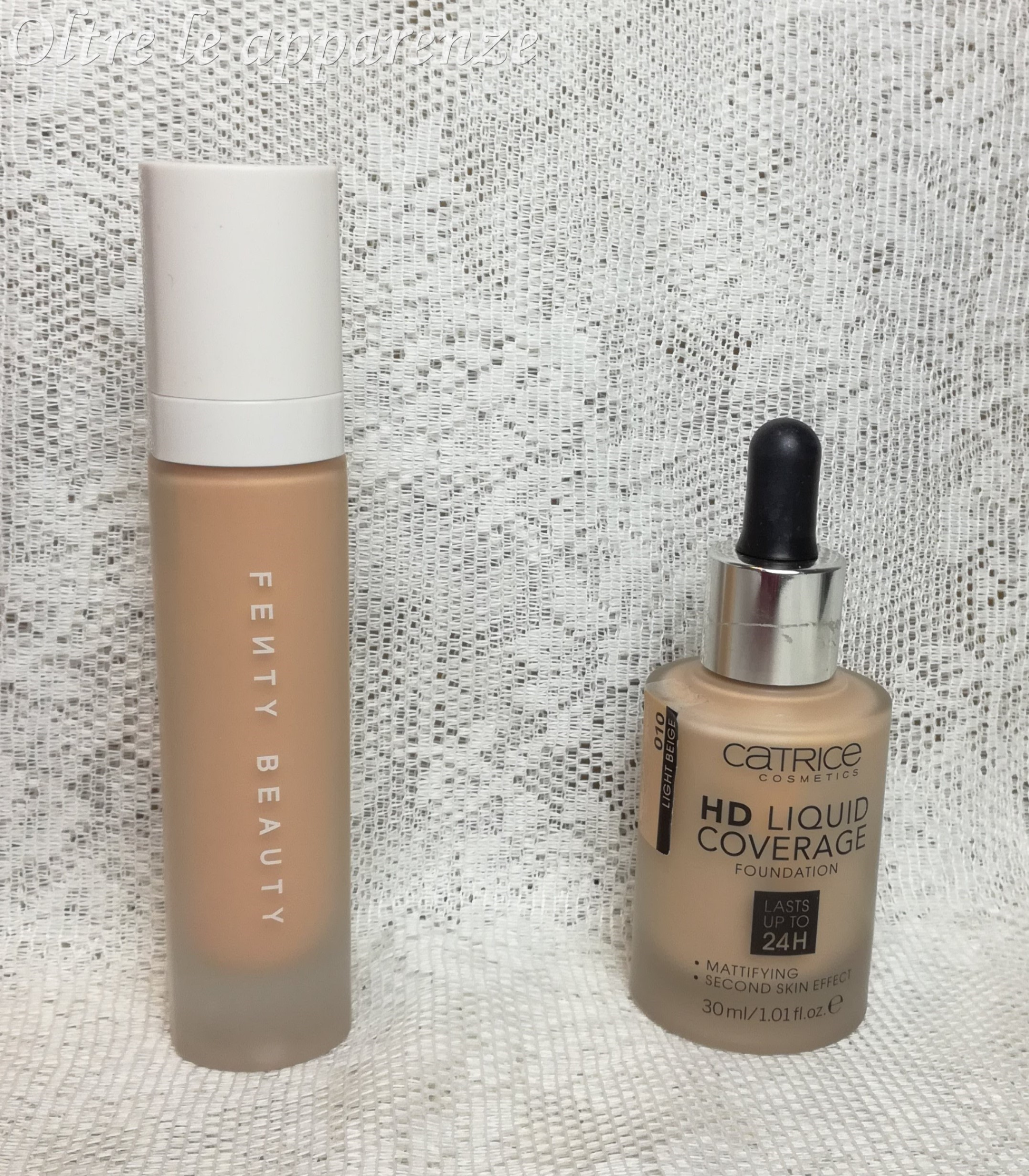 Fenty beauty vs Catrice