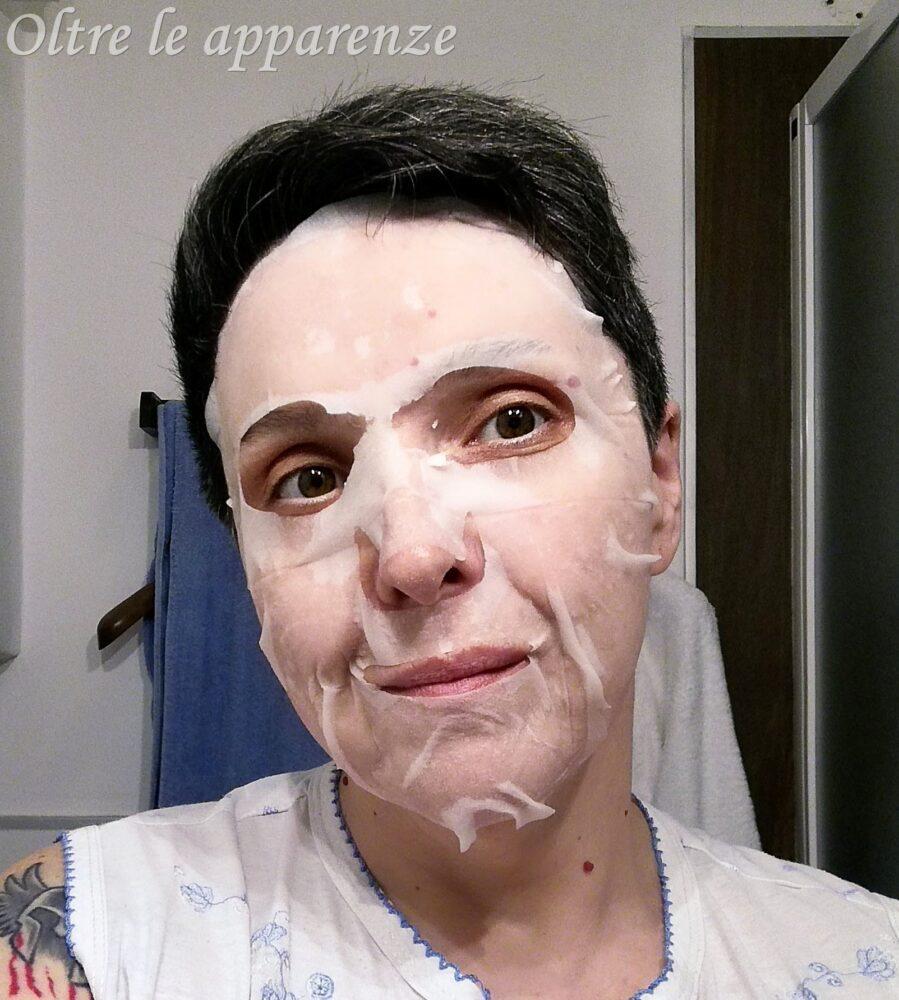 maschera al melograno Vitamasques