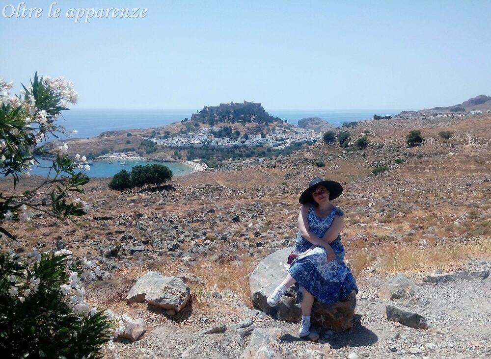 viaggio in Grecia rodi lindos