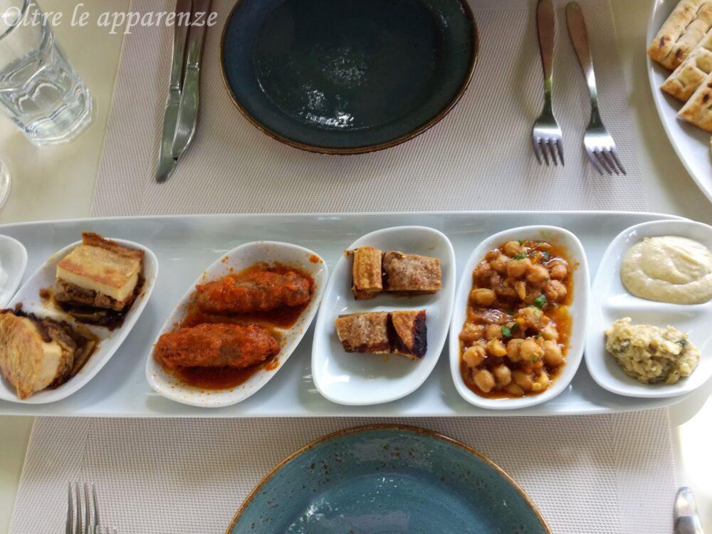 viaggio in Grecia rodi ristorante
