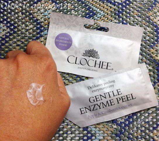 peeling enzimatico clochee