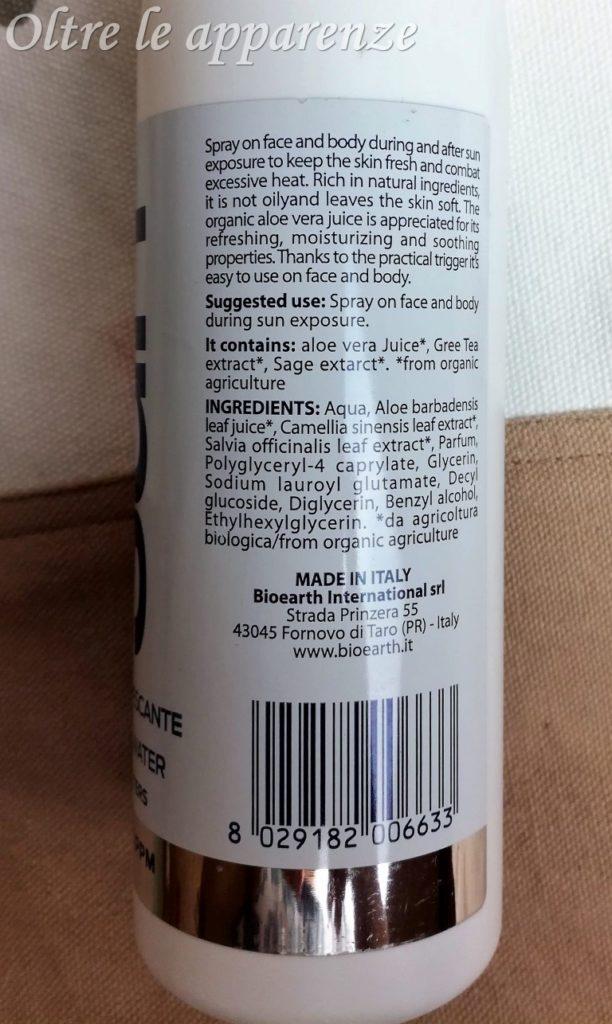 prodotti anti caldo di BIOEARTH