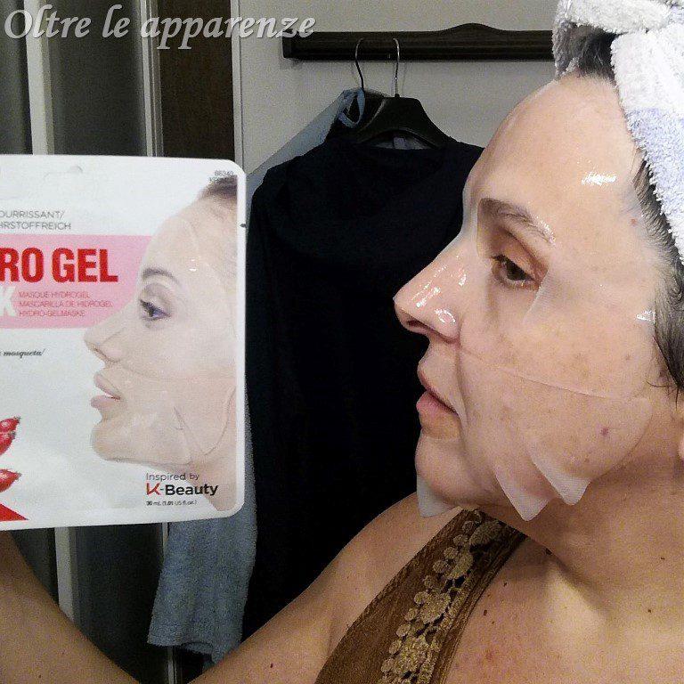 maschera in gel - Hydro gel mask di KISS NY PRO