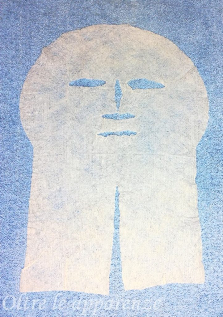 Maschera viso MASCIARA