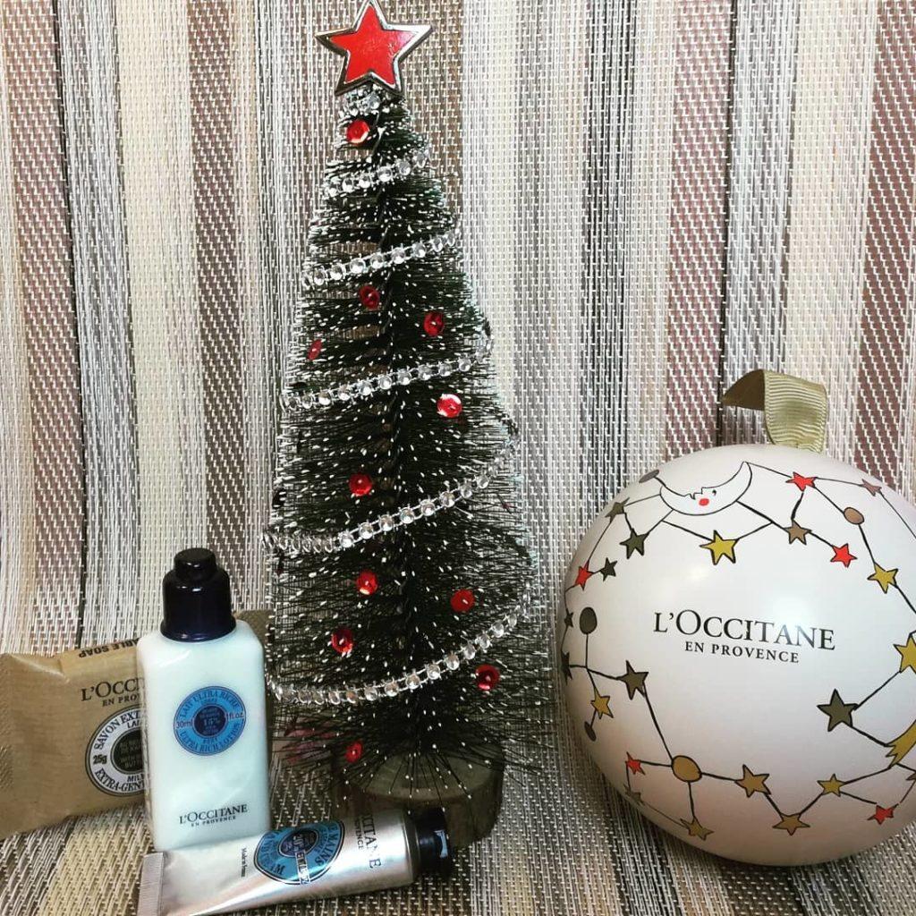 Natale l'occitane