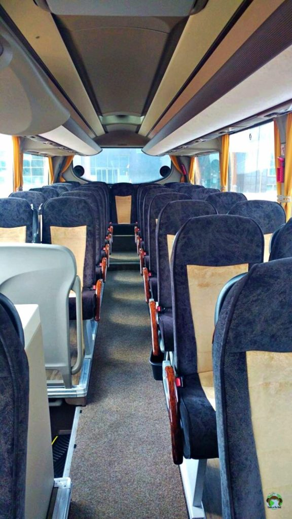 interni flixbus