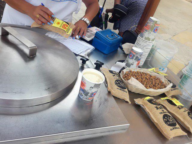 valencia horchata