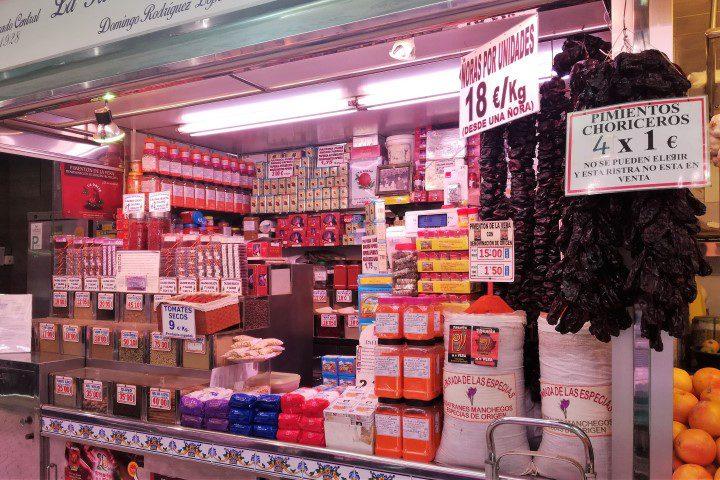 valencia mercato centrale
