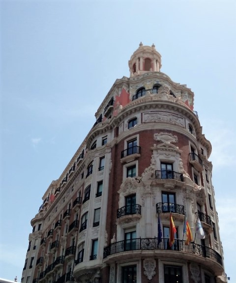 valencia architettura