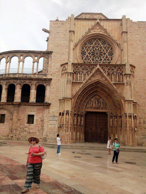Cosa vedere a VALENCIA cattedrale