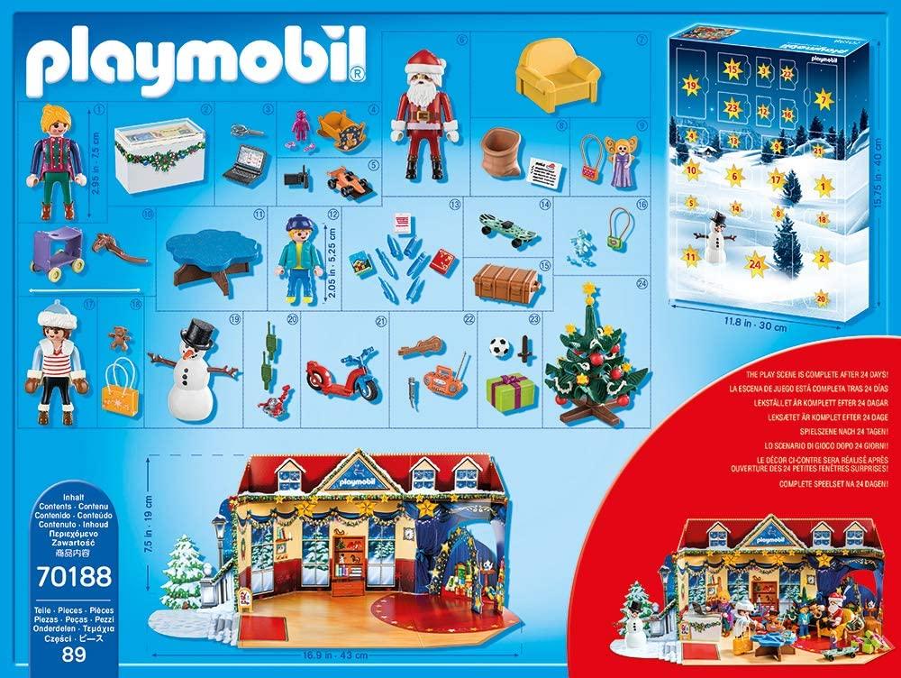 calendario Avvento playmobil