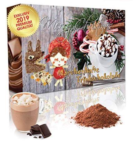 calendario dell'avvento cioccolata