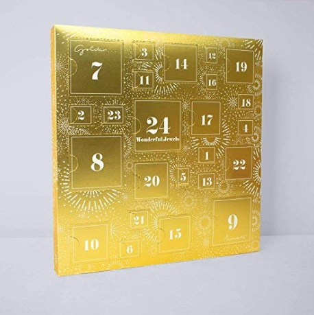 calendario dell'avvento gioielli