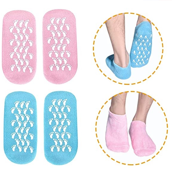 regalo per san valentino calzini idratanti