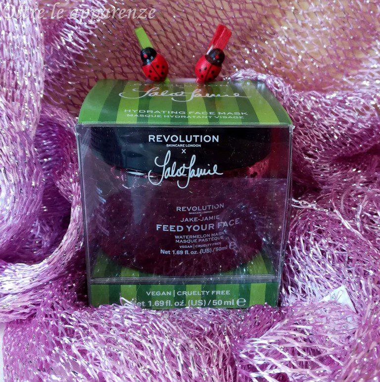 maschera all'anguria revolution