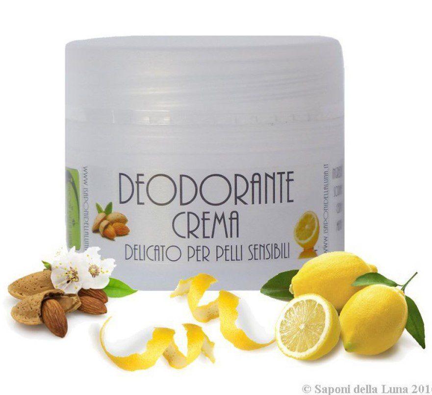 cosmetici solidi deodorante