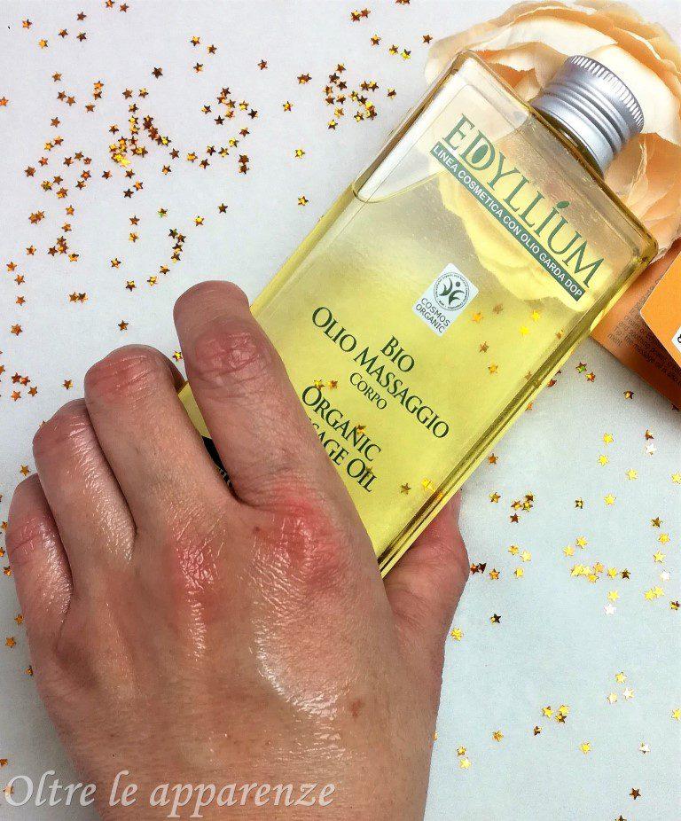 olio massaggio di Edyllium