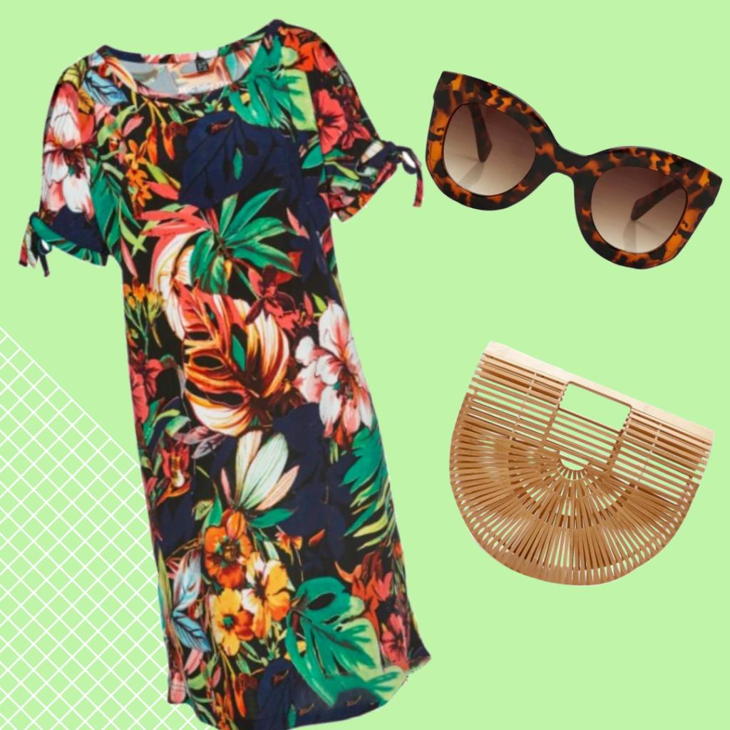 tendenze moda estate 2020 jungle
