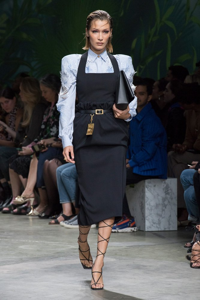 tendenze moda versace