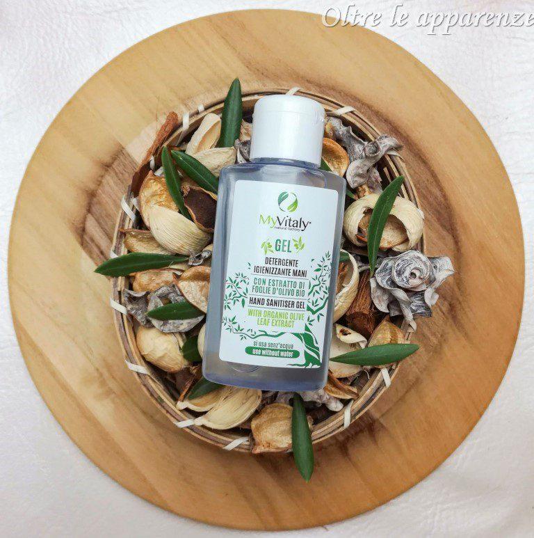 MYVITALY gel igienizzante