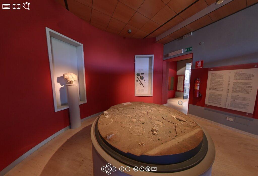 turismo virtuale museo abruzzo