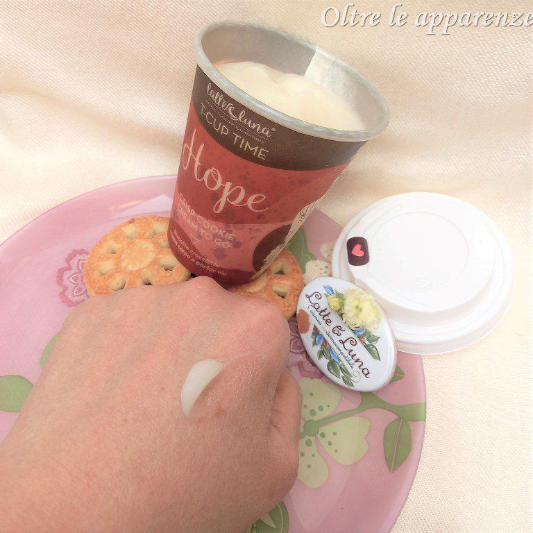 t-cup time latte e luna